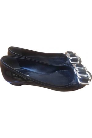 Miu Miu \N Patent leather Ballet flats for Women