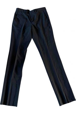 Coach Men Pants - Wool Trousers