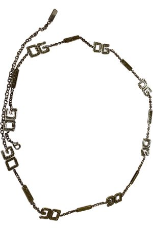 Dolce & Gabbana \N Metal Belt for Women
