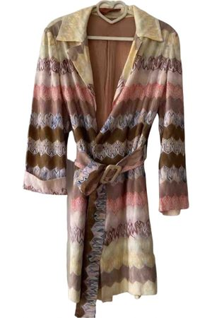 Missoni Multicolour Synthetic Trench Coats