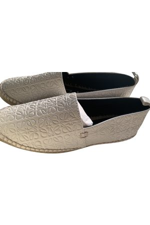 Loewe \N Leather Espadrilles for Women