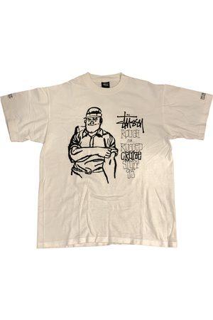 STUSSY Cotton T-Shirts