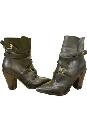 LAURENCE DACADE \N Leather Boots for Women