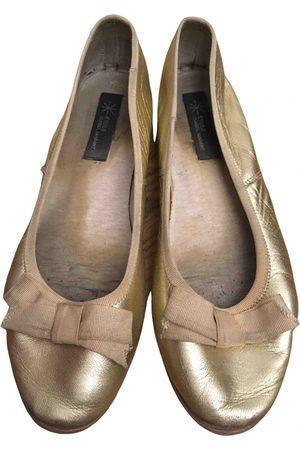 Isabel Marant Women Ballerinas - \N Leather Ballet flats for Women