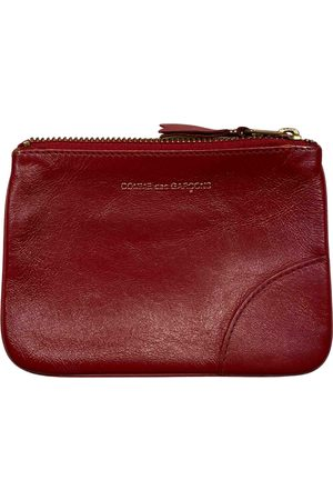 Comme des Garçons \N Leather Small Bag, Wallet & cases for Men