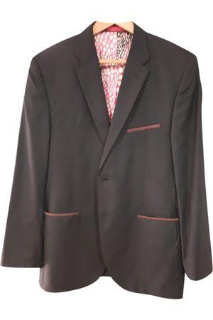 Emanuel Ungaro \N Wool Jacket for Men