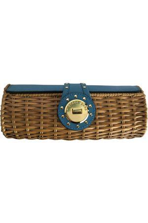 Michael Kors \N Wicker Clutch Bag for Women