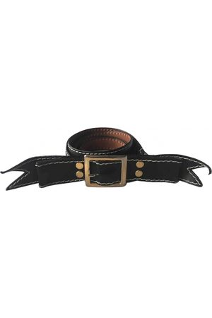 Dsquared2 Women Belts - VINTAGE \N Leather Belt for Women