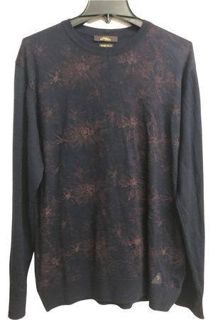 Bottega Veneta Navy Wool Knitwear & Sweatshirts