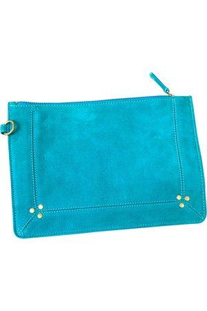 JÉRÔME DREYFUSS \N Suede Clutch Bag for Women