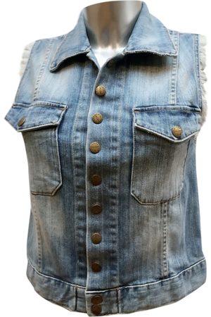 Current/Elliott \N Denim - Jeans Jacket for Women
