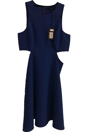 Nadine Ghosn \N Cotton - elasthane Dress for Women