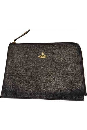 Vivienne Westwood \N Leather Clutch Bag for Women