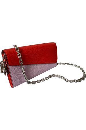Dior Lady Leather Clutch Bag for Women