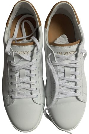 J.M. Weston \N Leather Trainers for Women