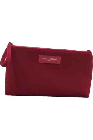 Dolce & Gabbana \N Velvet Clutch Bag for Women