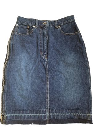 SACAI \N Denim - Jeans Skirt for Women