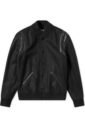 Saint Laurent Men Accessories - Light Wool Teddy Jacket