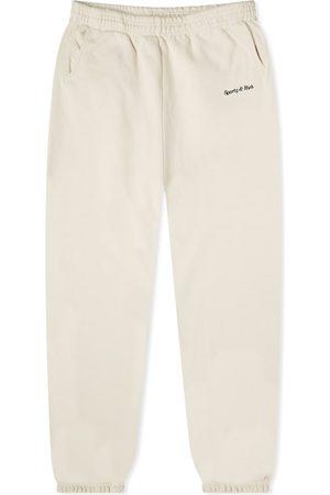 Sporty & Rich Men Pants - Classic Logo Sweat Pant - END. Exclusive