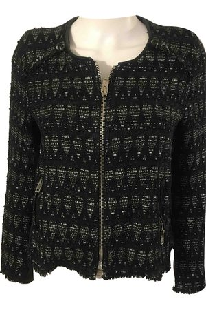 IRO \N Wool Leather Jacket for Women