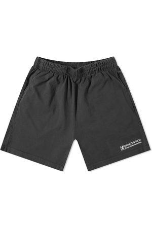 Sporty & Rich Men Sports Shorts - Good Health Gym Shorts - END. Exclusive
