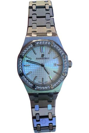 AUDEMARS PIGUET Women Watches - Royal Oak Lady Steel Watch for Women