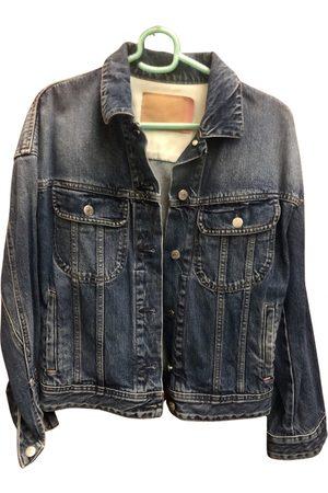 Acne Studios Blå Konst Denim - Jeans Jacket for Women