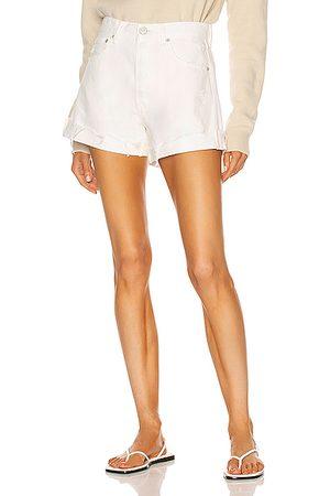 Moussy Women Shorts - Ship Rock Shorts in
