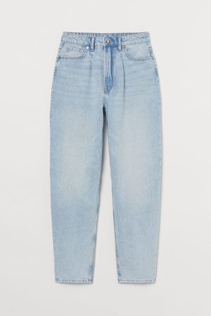 H&M Women High Waisted - Mom High Ankle Jeans