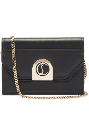 Christian Louboutin Women Purses - Elisa Leather Crossbody Cardholder - Womens - Multi
