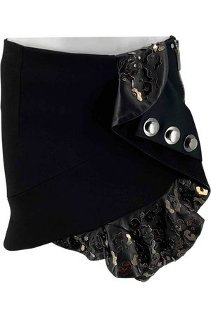 Anthony Vaccarello \N Wool Skirt for Women