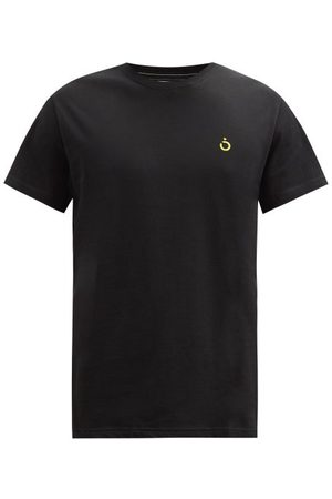 NOMA t.d. Logo-embroidered Cotton-jersey T-shirt - Mens