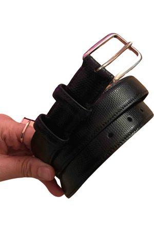 Céline \N Leather Belt for Men