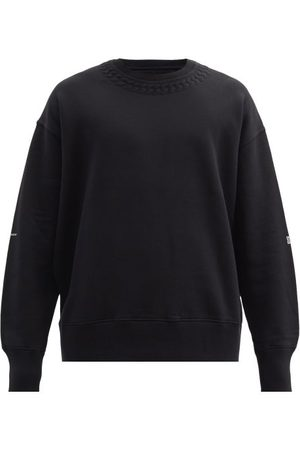 Givenchy Chain Cotton-jersey Sweatshirt - Mens