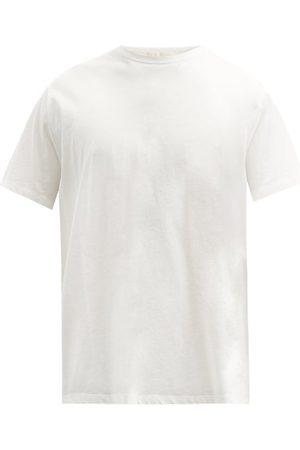 OUR LEGACY Men T-shirts - New Box Cotton-jersey T-shirt - Mens