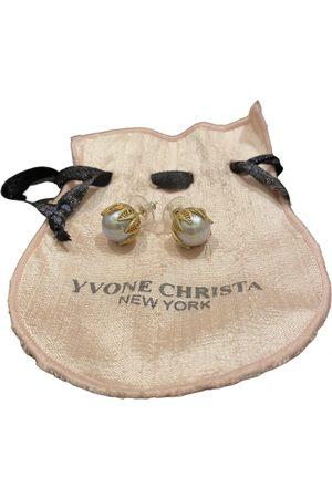 Yvone Christa \N Silver Earrings for Women