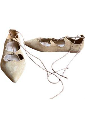 Loeffler Randall \N Leather Ballet flats for Women