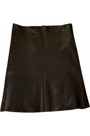 JITROIS \N Leather Skirt for Women