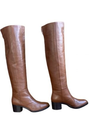 Gianvito Rossi \N Leather Boots for Men