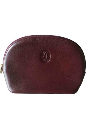 Cartier C Leather Clutch Bag for Women