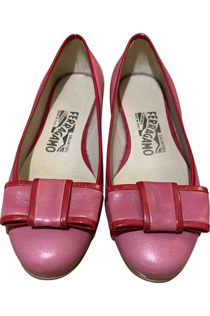 Salvatore Ferragamo Vara Leather Ballet flats for Women