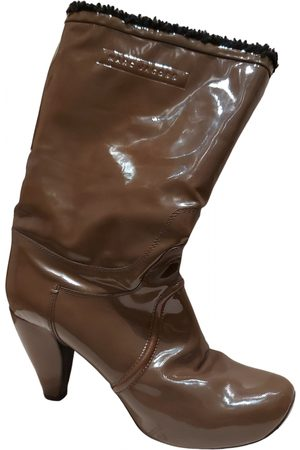 Marc Jacobs \N Patent leather Boots for Women