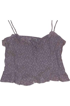 With Jéan \N Cotton Top for Women