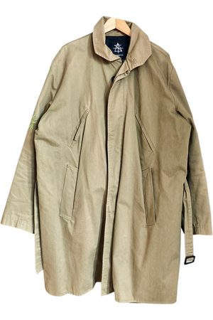 Surface to Air \N Cotton Coat for Men