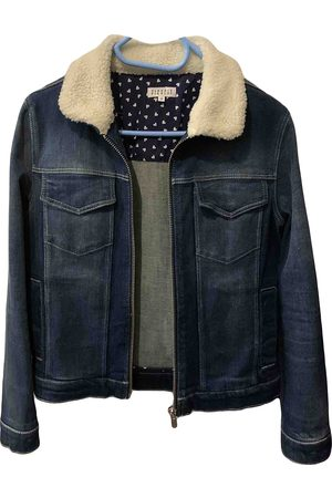 Claudie Pierlot \N Denim - Jeans Jacket for Women