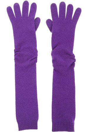 Dior Women Gloves - Cashmere long gloves