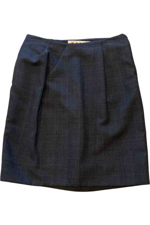 Marni Wool mid-length skirt