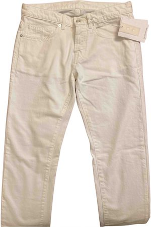 Nine In The Morning \N Cotton Trousers for Men