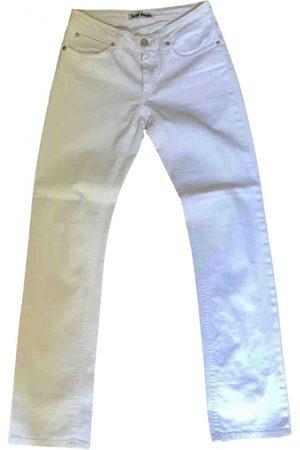 Acne Studios \N Denim - Jeans Trousers for Women