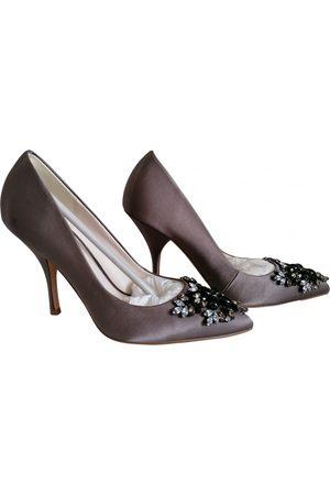 Jenny Packham \N Leather Heels for Women